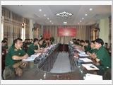 Thị xã Sơn Tây tăng cường lãnh đạo, chỉ đạo thực hiện nhiệm vụ quân sự, quốc phòng