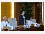 Bế mạc phiên họp thứ 14 của Ủy ban Thường vụ Quốc hội