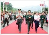 Giao lưu hữu nghị quốc phòng biên giới Việt - Trung lần thứ 4 thành công tốt đẹp