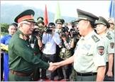 Thêm tin tưởng vào môi trường hòa bình, ổn định và phát triển biên giới Việt - Trung