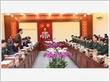 Quảng Ninh đẩy mạnh thực hiện chiến lược bảo vệ Tổ quốc trong tình hình mới
