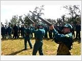 Phú Yên xây dựng lực lượng dân quân tự vệ vững mạnh, rộng khắp