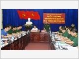 Đẩy mạnh công tác kiểm tra, giám sát, đáp ứng yêu cầu xây dựng Đảng bộ Quân đội trong tình hình mới