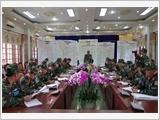 Diễn tập khu vực phòng thủ tỉnh Kon Tum năm 2017 - kết quả và kinh nghiệm