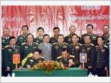 """Quan hệ quốc phòng Việt Nam - Lào là """"đặc biệt của đặc biệt"""""""