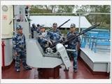 Quân chủng Hải quân đẩy mạnh học tập và làm theo tư tưởng, đạo đức, phong cách Hồ Chí Minh