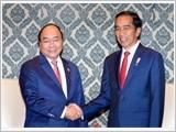 Thủ tướng Nguyễn Xuân Phúc dự Lễ diễu binh nhân Ngày Cộng hòa Ấn Ðộ