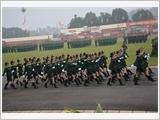 Lực lượng vũ trang Quân khu 1 tập trung nâng cao chất lượng huấn luyện, sẵn sàng chiến đấu