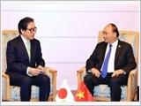 Thủ tướng Nguyễn Xuân Phúc kết thúc tốt đẹp chuyến tham dự Hội nghị cấp cao Mê Công - Nhật Bản và thăm Nhật Bản