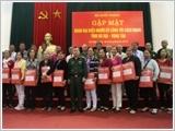 Tổng cục Chính trị gặp mặt Đoàn đại biểu Người có công tỉnh Bà Rịa - Vũng Tàu