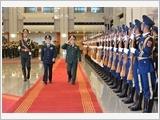 Thúc đẩy hợp tác quốc phòng Việt Nam – Trung Quốc