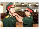 Trường Sĩ quan Lục quân 2 tập trung xây dựng chuẩn hóa, hiện đại