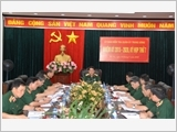 Tăng cường kiểm tra, giám sát công tác cán bộ của Đảng trong Quân đội