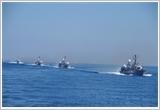 Nâng cao bản lĩnh chính trị theo Chỉ thị 05 cho Bộ đội Vùng 3 Hải quân