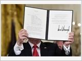 Mỹ thành lập Quân chủng Vũ trụ và tác động của nó đến môi trường an ninh quốc tế