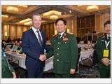 Đoàn đại biểu quân sự cấp cao Việt Nam thăm chính thức Australia và New Zealand