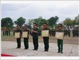 Lực lượng vũ trang tỉnh Ninh Thuận làm theo lời Bác