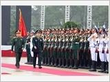 Giao lưu hữu nghị quốc phòng biên giới Việt - Trung lần thứ 5: Bắt đầu các hoạt động giao lưu tại Việt Nam