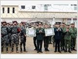 Giao lưu hữu nghị quốc phòng biên giới đóng góp tích cực vào quan hệ quốc phòng Việt-Trung