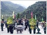 Giao lưu hữu nghị quốc phòng biên giới Việt Nam - Trung Quốc lần thứ 5 thành công tốt đẹp