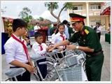 """Binh đoàn 16 nâng cao hiệu quả phong trào """"Quân đội chung sức xây dựng nông thôn mới"""""""