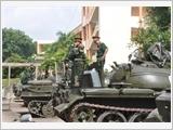 Binh chủng Tăng thiết giáp thực hiện hiệu quả Cuộc vận động 50