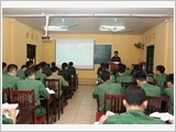 Giải pháp cơ bản nâng cao chất lượng đào tạo cán bộ hậu cần Quân đội theo tư tưởng Hồ Chí Minh