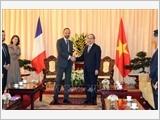 Thủ tướng Pháp Ê.Phi-líp kết thúc tốt đẹp chuyến thăm chính thức Việt Nam