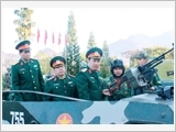 Đẩy mạnh xây dựng khu vực phòng thủ vững chắc trên địa bàn Quân khu 2