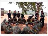 Công tác đảng, công tác chính trị trong huấn luyện chiến đấu ở Sư đoàn 302