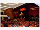 Bế mạc Hội nghị lần thứ chín Ban Chấp hành Trung ương Đảng khóa XII