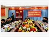 Xây dựng Đảng bộ Quân đội vững mạnh về chính trị, tư tưởng, tổ chức và đạo đức ngang tầm yêu cầu nhiệm vụ