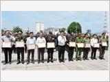 Bà Rịa - Vũng Tàu đẩy mạnh kết hợp phát triển kinh tế - xã hội với tăng cường tiềm lực quốc phòng và an ninh
