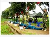 Hà Nam tập trung xây dựng nền quốc phòng toàn dân vững mạnh