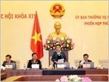 Khai mạc Phiên họp thứ 22 Ủy ban Thường vụ Quốc hội