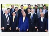 Thủ tướng Nguyễn Xuân Phúc kết thúc tốt đẹp chuyến thăm chính thức Niu Di-lân