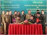 Bộ đội Biên phòng nâng cao hiệu quả hợp tác quốc tế, đối ngoại biên phòng