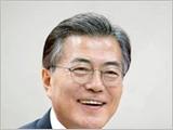 Tổng thống Hàn Quốc Mun Chê In thăm cấp nhà nước tới Việt Nam
