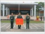 Xây dựng Đảng bộ Lữ đoàn Xe tăng 215 trong sạch, vững mạnh