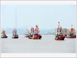 """""""Thủy chiến"""" - nét nghệ thuật đặc sắc trong Cuộc kháng chiến chống quân xâm lược Nguyên - Mông"""