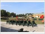Lữ đoàn Pháo binh 368 tập trung nâng cao khả năng cơ động, chiến đấu