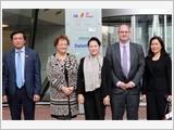 Chủ tịch Quốc hội Nguyễn Thị Kim Ngân kết thúc tốt đẹp chuyến thăm chính thức Hà Lan