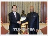 Chủ tịch nước Trần Đại Quang kết thúc tốt đẹp chuyến thăm Ấn Độ, Bangladesh