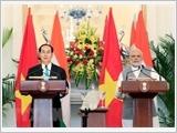 Kết quả chuyến thăm Ấn Độ, Bangladesh của Chủ tịch nước và Phu nhân