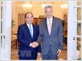 Chuyến thăm Singapore của Thủ tướng Nguyễn Xuân Phúc thành công trên nhiều phương diện