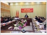 Đảng bộ Nghệ An tăng cường lãnh đạo thực hiện nhiệm vụ quân sự, quốc phòng