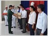 Lực lượng vũ trang Long An phát huy vai trò nòng cốt trong công tác giáo dục quốc phòng và an ninh