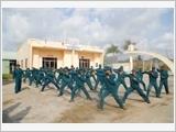 Bộ Chỉ huy Quân sự tỉnh Bạc Liêu tham mưu xây dựng lực lượng dân quân tự vệ vững mạnh, rộng khắp
