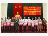 Bộ Quốc phòng gặp mặt Đoàn đại biểu Người có công thành phố Cần Thơ