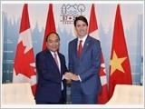 Thủ tướng Nguyễn Xuân Phúc kết thúc tốt đẹp chuyến tham dự Hội nghị cấp cao G7 mở rộng và thăm Ca-na-đa